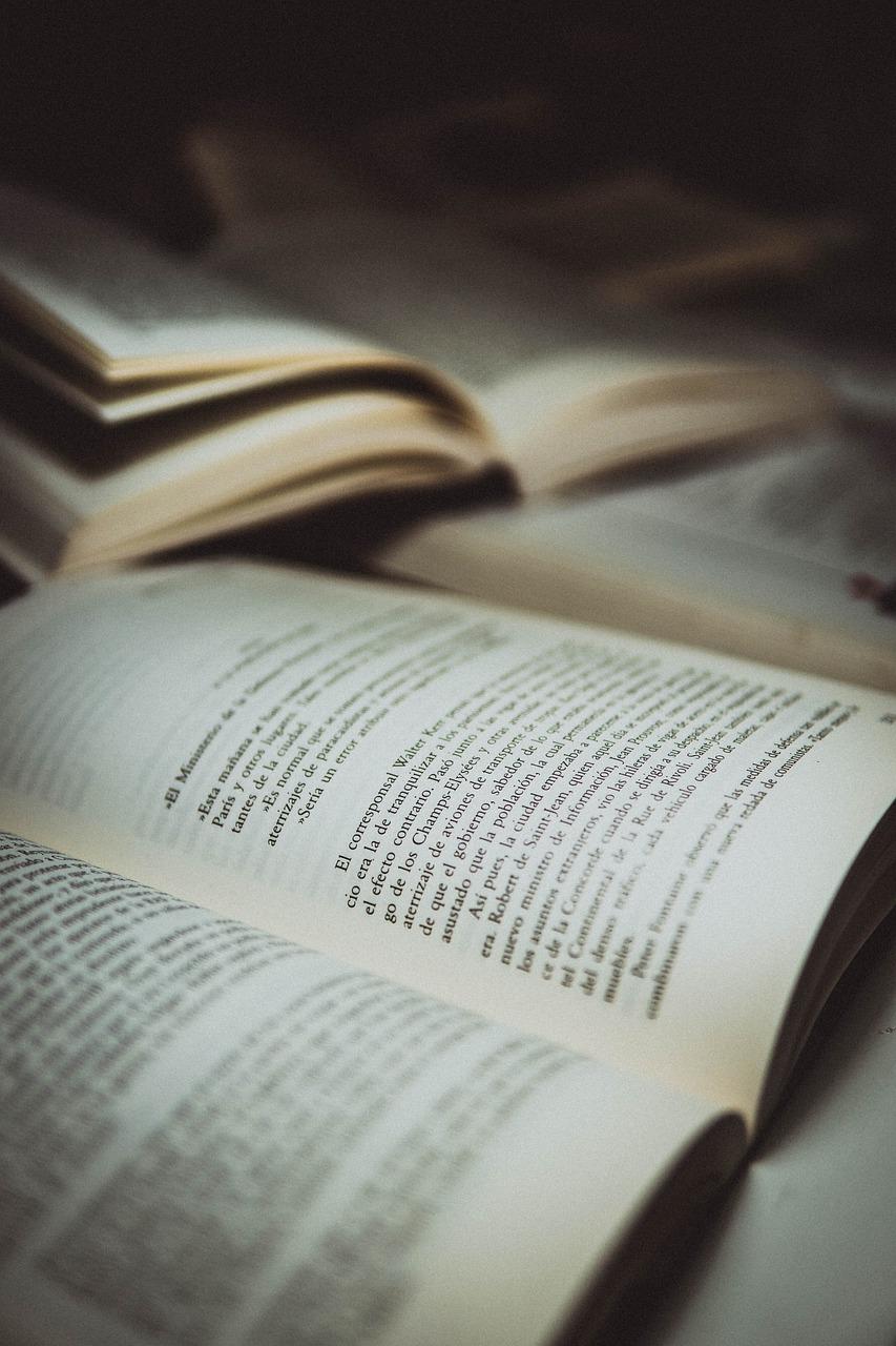 books, study, read